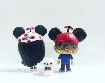 Custom Popvinyl Furry Friend (Mini)