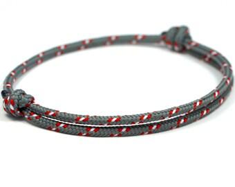 KOMIMAR surfer bracelet CARCHARADON - Bangle - Friendship Bracelet - bracelet - Friendship Bracelet - handmade - gift idea