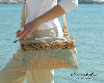 Handmade. Exclusive and limited edition. We produce only 1 bag per model. You will be the only one that will have this bag.