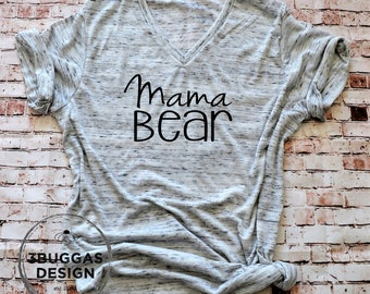 Mama Bear T Shirt Gift for Mom, New Mom Gift Mom Shirt Mama Bear, New Mom Mothers Gift Shirt Mama Bear,
