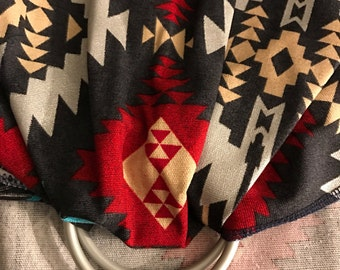 Aztec ring sling