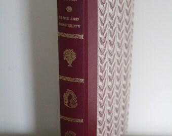 Jane Austen Sense and Sensibility New Perfect Vintage Folio Society 1994 Hardback Book