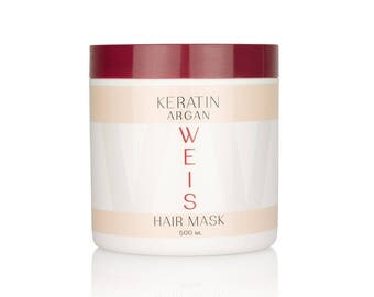 best Mask Luxury Hair for damaged hair Argan oil &keratin 500 ml free shipping