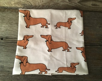 cache neck scarf inifinite Dachshund junior child baby