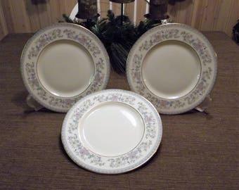 Vintage Minton, Royal Doulton *-* BORDEAUX *-* Salad Plates, 3 available
