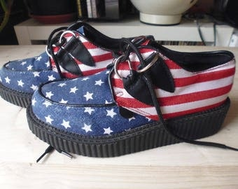 Creepers USA T36 vgc/mint