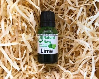 Lime Essential Oil/100% Pure & Therapeutic Essential Oil