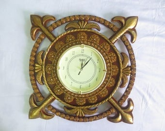 Beautiful Wall Clock perfect to adorn your home!!