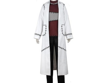 Soul Eater Cosplay Franken Stein Doctor Cosplay Costumes