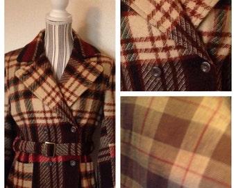 Gorgeous Vintage Wool Jacket