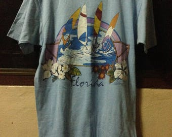vintage florida t shirt (rare)