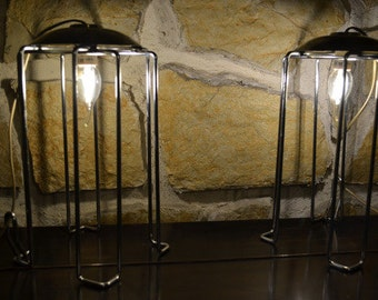 Living room lamps pair
