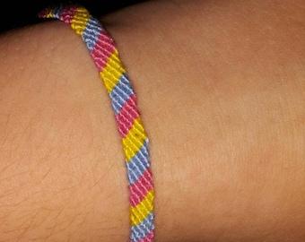 Pan Pride Bracelet