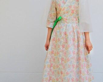 Bouquet Cheollik dress - ivory
