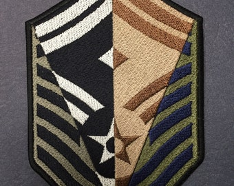 A Career in STRIPES (SMSgt First Sergeant)