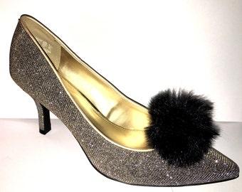 Shoe Pom Poms