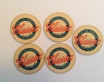 Vintage World Pog Federation Classic Pogs, Milk Caps, Game, Classic Milk Caps Vintage Toys, Old Toys, Pogs, Vintage Game