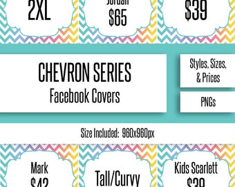 Chevron Facebook Covers | Styles, Prices, and Sizes |