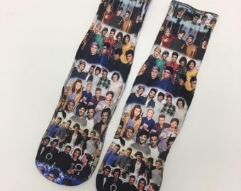 One Direction Socks