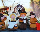 Thanksgiving Theme Chunkies
