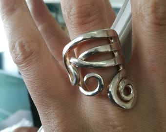 fork ring size 6