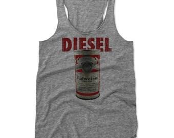 Bud Can Diesel R Women's Tank Top (am)