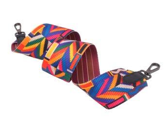 Bag belt coloured shoulder strap strap ladies