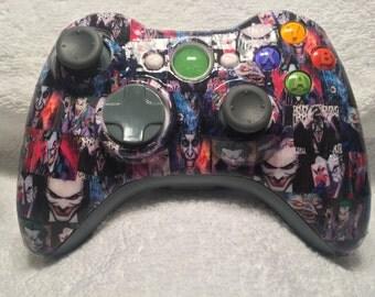 Joker xbox 360 controller