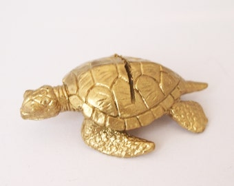 Turtle Place Name Card Holder