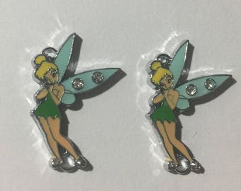 Tinkerbell Charms