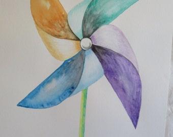 Pinwheel Breeze