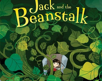 Jack and the Beanstalk, Usborne book