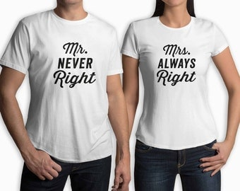 a6db6b2b7e Mr and Mrs shirts just married shirts honeymoon shirts couple tshirt Mr and  Mrs couple shirts. Just Married Him Her Arrow T-Shirt Set ...