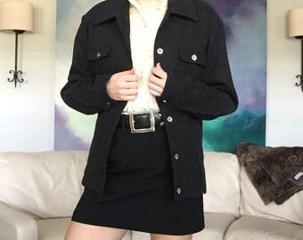 100% Wool Lightweight Coat