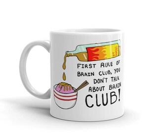 IZombie - Brain Club Mug