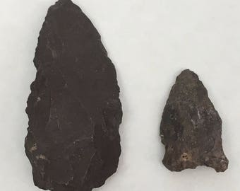 Genuine Native American Arrowheads • Indian Artifacts • Ancient Desert Relics from Arizona