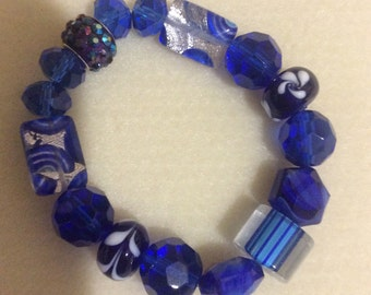 Dreamy Blue Bracelet
