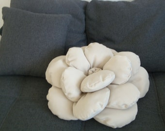 Flower pillows, flower, decoration for the living room.