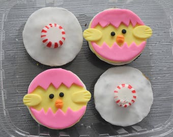 Baby Chick Muffins