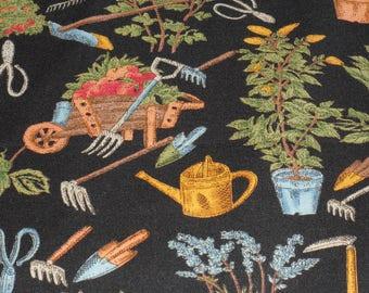 The  Good Earth Fabric by Hoffman International.