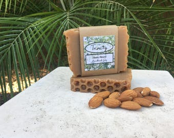 Honey Almond Handcrafted Soap