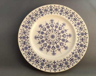 "Midwinter Valencia 10,3/8"" Dinner Plate."