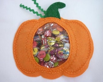PDF patterns Halloween pumpkin