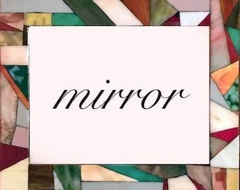 Mirror, Mirror Mosaic