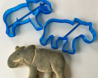 Elephant Cookie Cutter Set