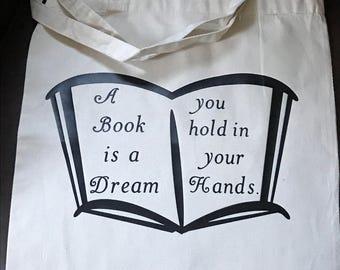 Library Bag, Book Bag