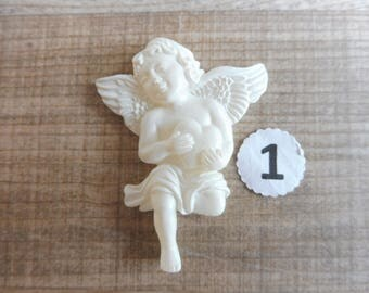 Resin embellishments for scrapbooking jobs available in 4 models here are listed and numbered lists