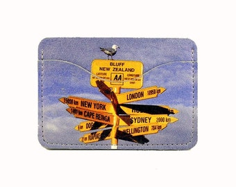 Blue branch card holders JetLag