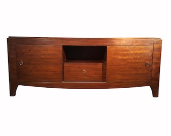 Art deco style media entertainment cabinets / storage / sideboard by Brownstone