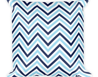 Zigzag Pattern Throw Pillow